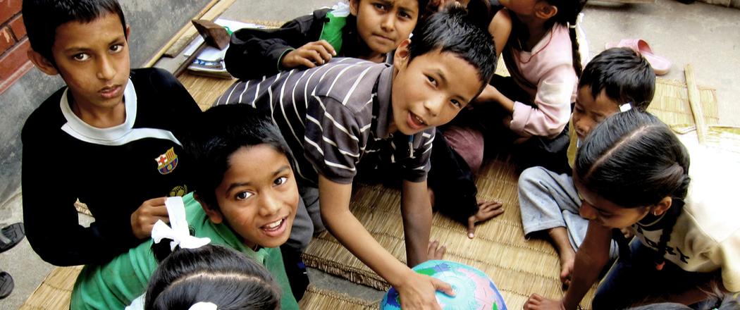 Neues Zuhause und neue Zukunft: unsere Pflegefamilie in Nepal