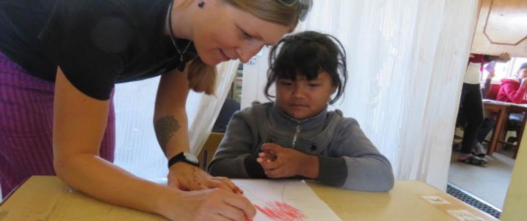 Physiotherapieprojekt: Hilfe für Kinder mit zerebraler Kinderlähmung