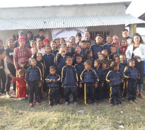 33 Kinder gehen wieder zur Schule